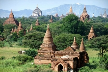 Myanmar Mystery with Golden Rock 14D13N