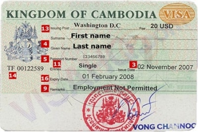 Can I make Cambodia visa at the border?